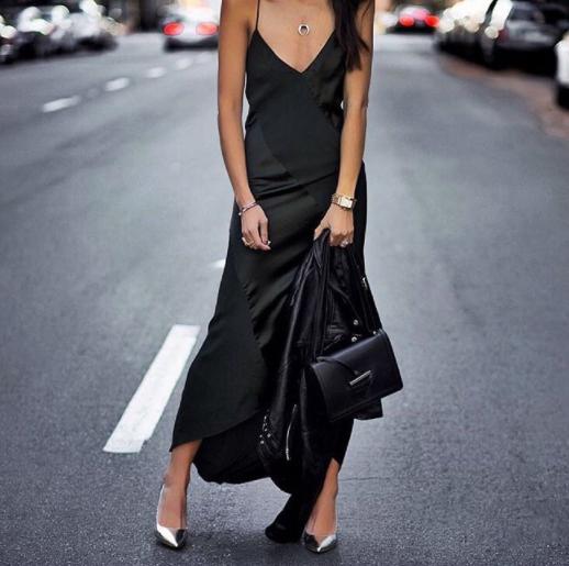 af1fa1142b0ca MLM Label's Lennox Slip Dress   MLM LABEL On The Streets   Fashion ...