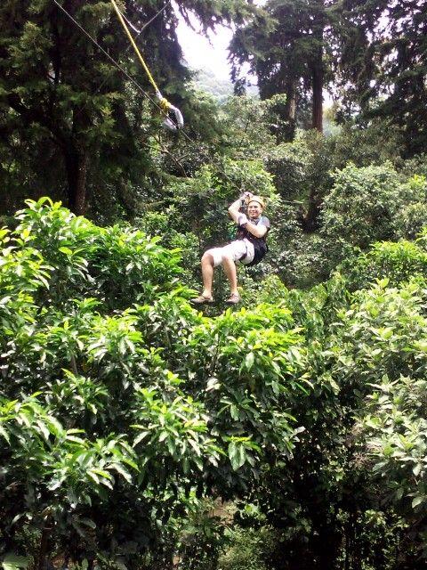 Apaneca canopy tour aventuras extremas