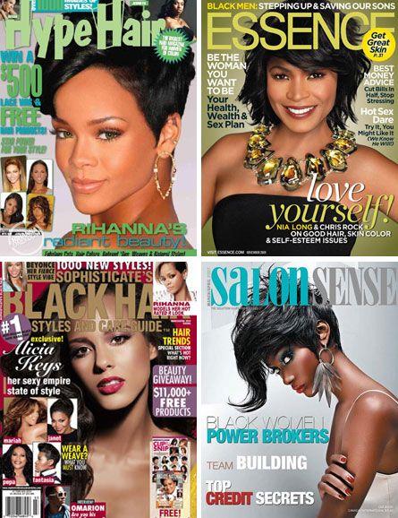 Professional Black Hair Styling Magazines Black Hair Magazine Hair Magazine Hair Styles