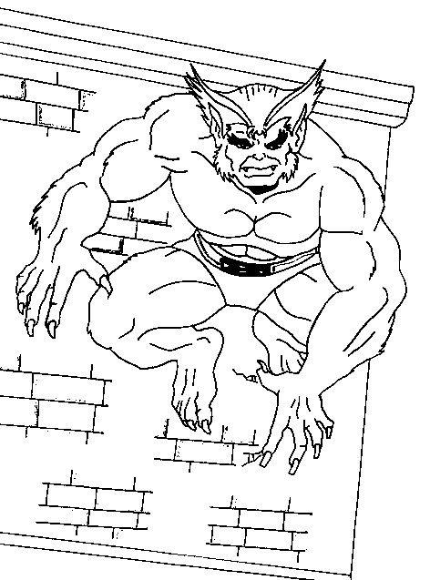 X Men Coloring Pages 8 Ausmalbilder Ausmalbilder Kinder Malvorlagen Zum Ausdrucken