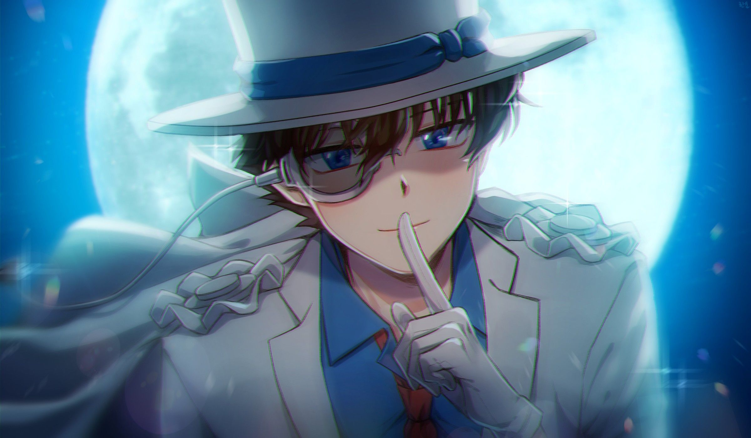 Kaito Kid X Detective Reader - KIDAUSTA