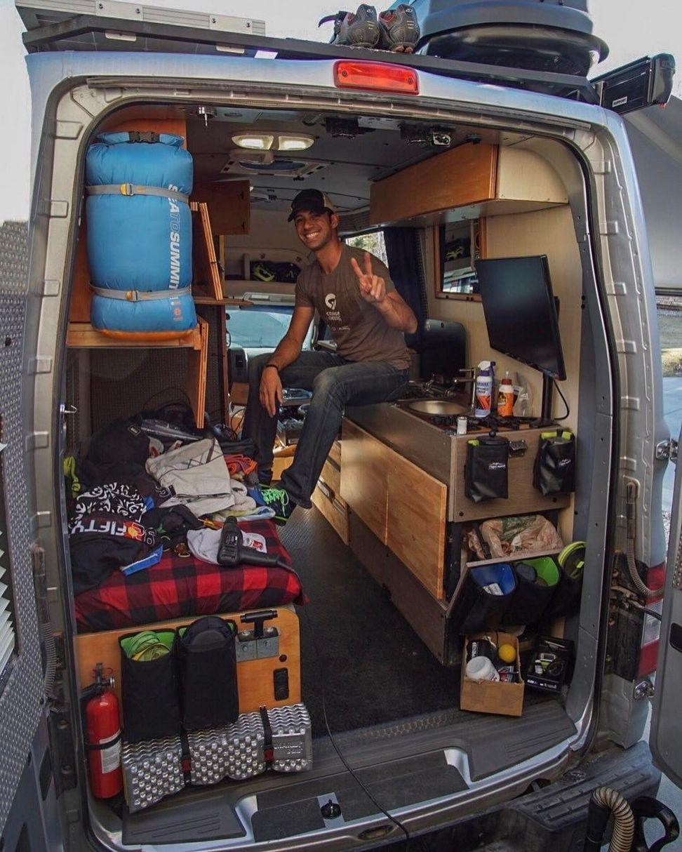 33 Inspiration Image of Best Camper Van Decoration Van