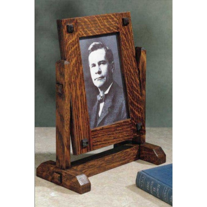 Arts Crafts Picture Frame Downloadable Plan Picture Frame Crafts Crafts With Pictures Arts Crafts Style