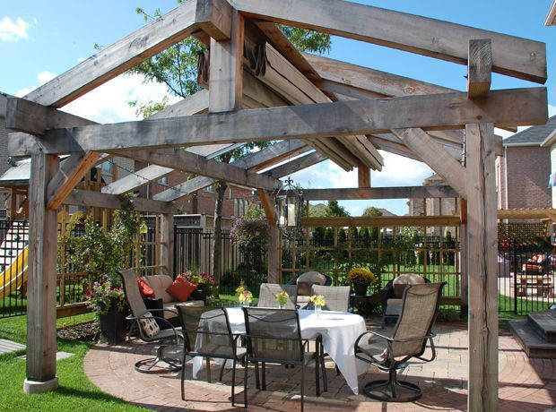 Shade Ideas for Your Outdoor Space Pergola, Canopy