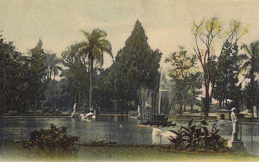 Jardim da Luz 1901