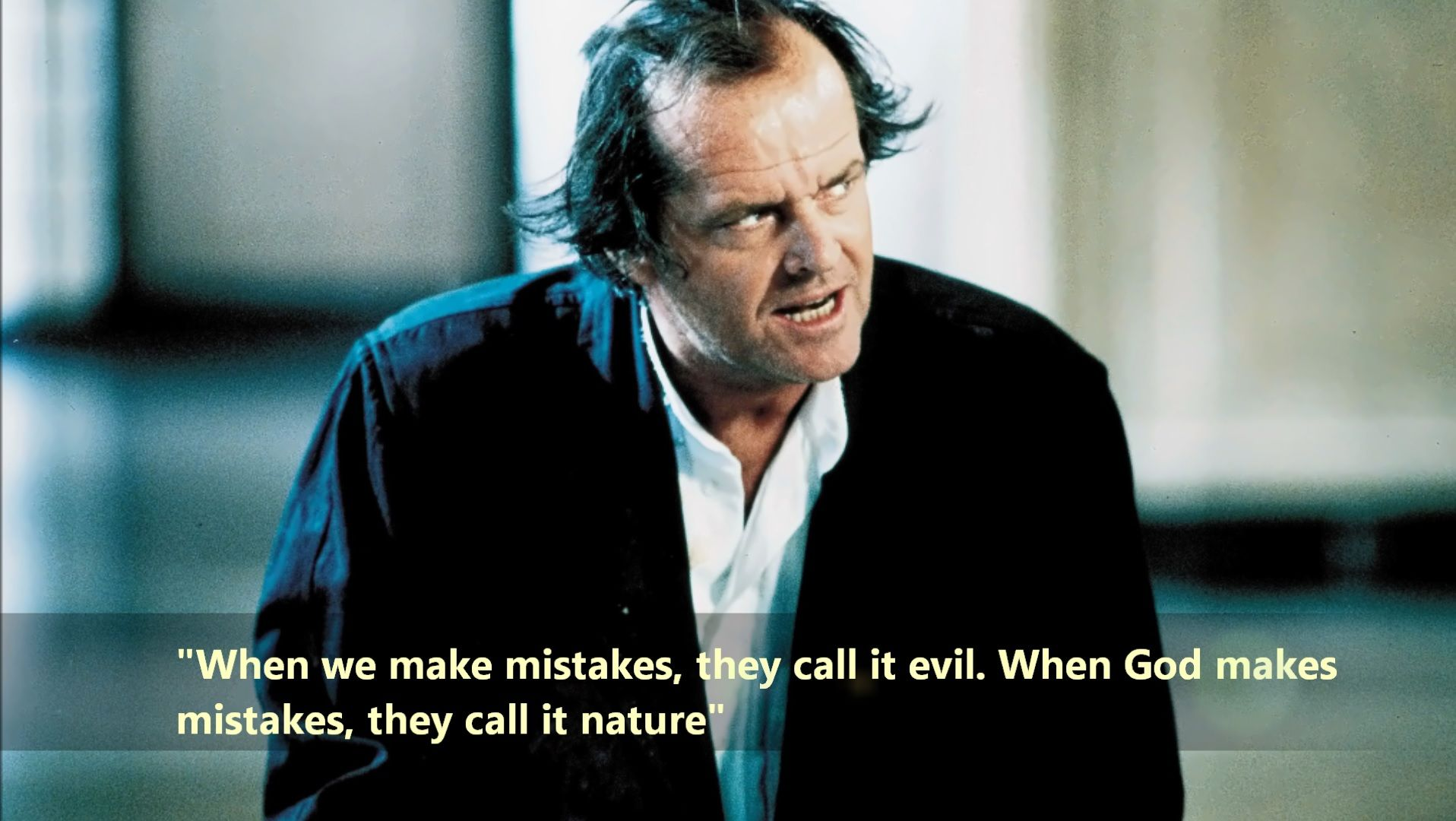Witches Of Eastwick Quotes: Pin By Tilia Ellinor Cecily On Awesome Movies