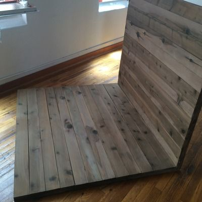For sale by Victoria | Pallet backdrop, Wood pallets ...