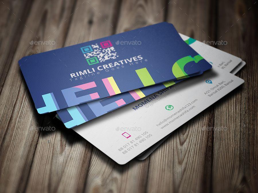 Elegant Business Card Design Business Card Design Elegant