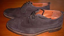 HE BY MANGO SUEDE BROGUES IN GOOD ORDER SIZE 10