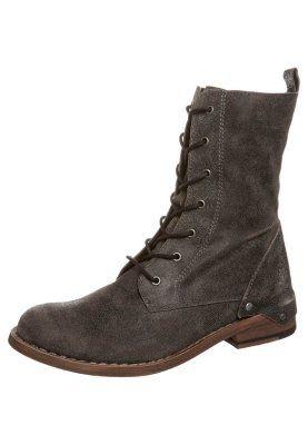 b0d0aeddc4d8f2 MODIGLIANI - Lace-up ankle boots - fango grau @ Zalando.co.uk ...
