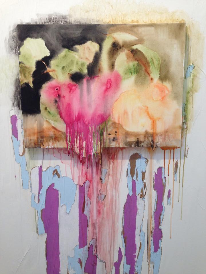 Valerie Hegarty Artist Paintings Installation Friedman Benda Gallery Chelsea Manhattan New York