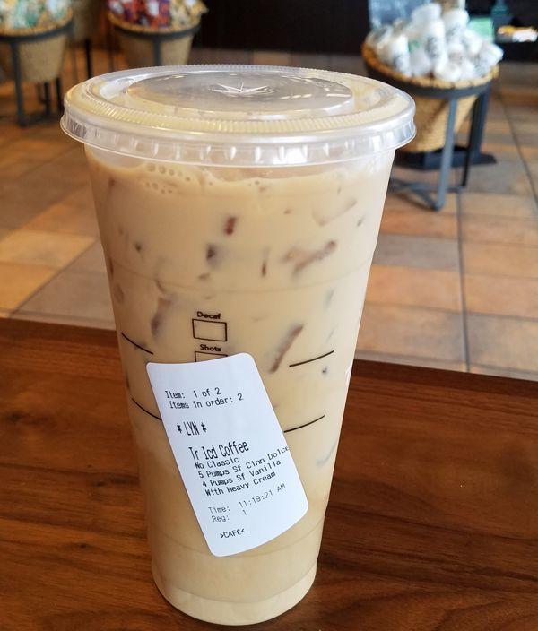 Keto Myths, My Starbucks Keto Iced Coffee & Maltodextrin Hype vs Truth