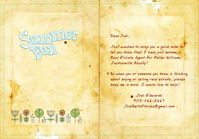 Sendoutcards view sent card real estate pinterest online sendoutcards view sent card m4hsunfo