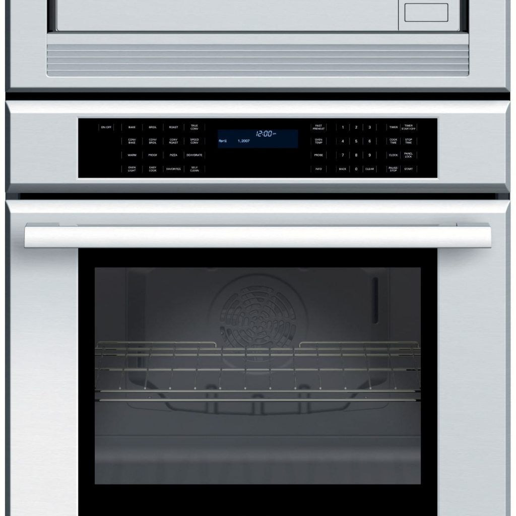 Thermador Microwave Oven Warming Drawer Combo