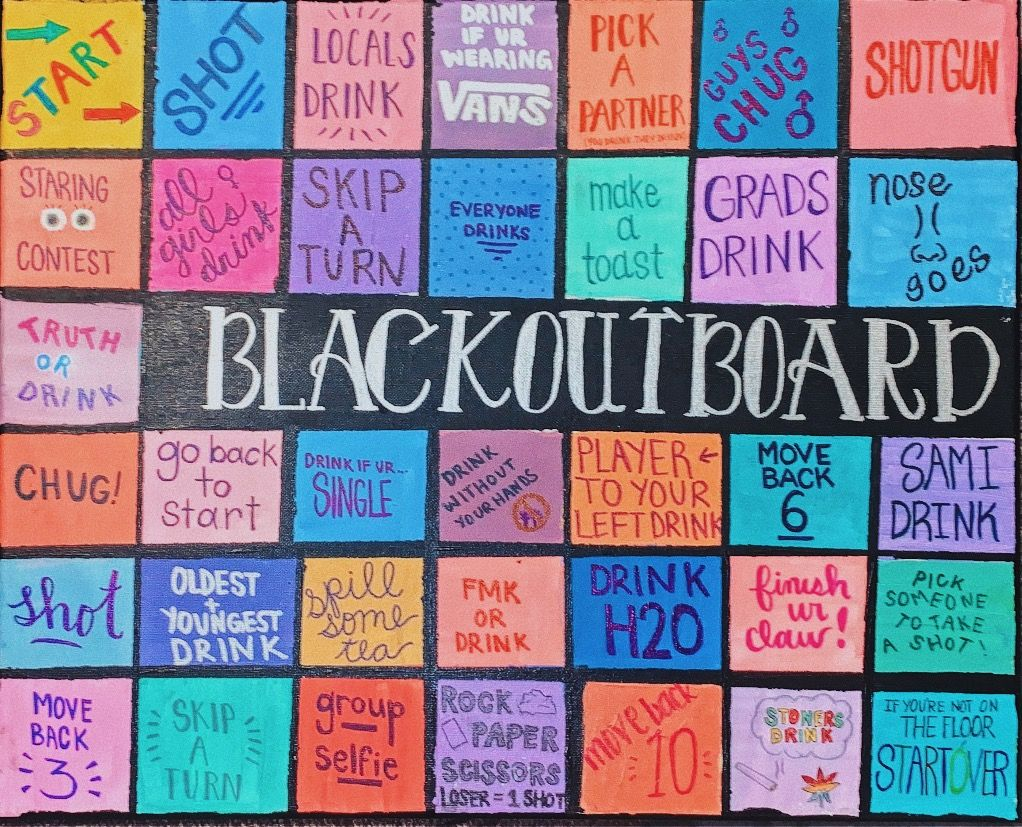 Drinking Board Game Drinking Board Games Drinking Games For Parties Alcohol Games