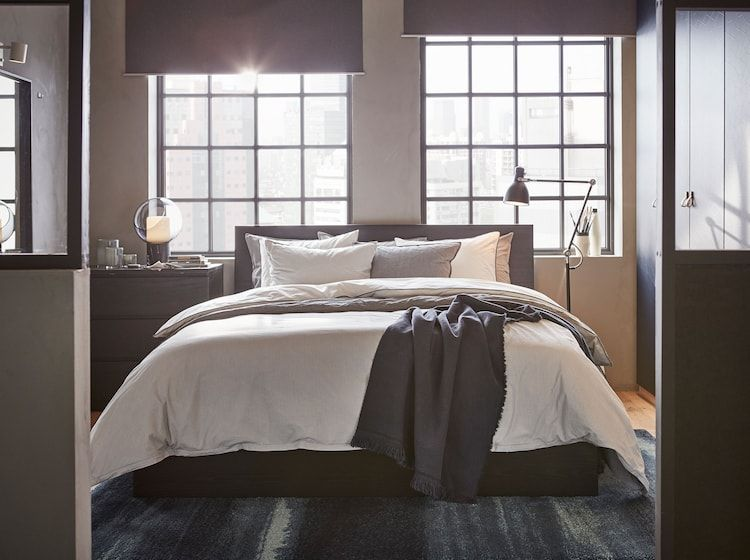 A Gallery Of Bedroom Inspiration Ikea Design Layouts