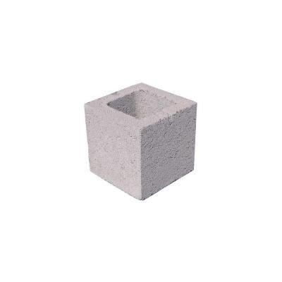 Angelus Block 8 In X 8 In X 8 In Gray Concrete Block 088b0050100100 The Home Depot Decorative Cinder Blocks Decorative Concrete Blocks Concrete Blocks