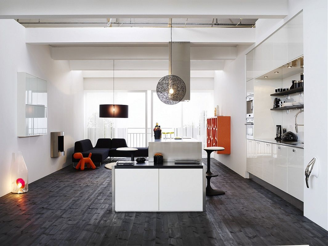 25 Attractive Modern Apartment Interior with Scandinavian Style ...