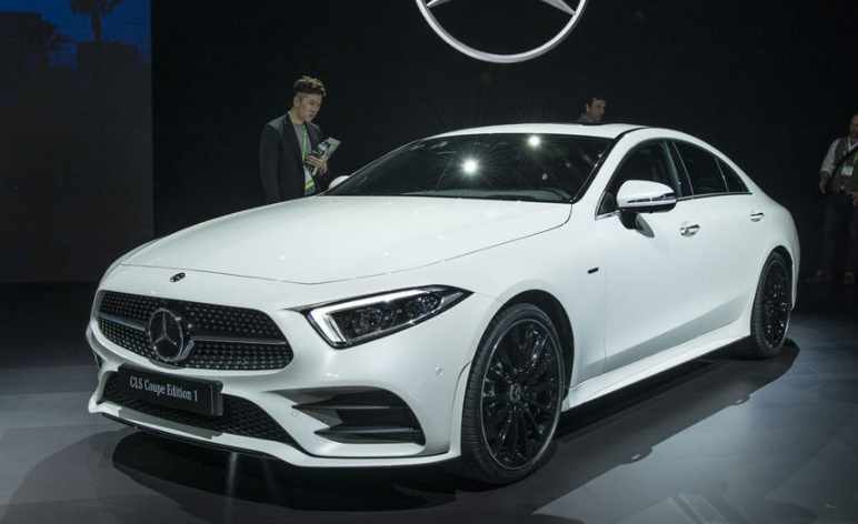 2020 Mercedes Cls Interior Price Exterior Mercedes Exposed The Company New Cls Not Very Extensive Rear For That Rea Mercedes Cls Mercedes Benz Cls Mercedes