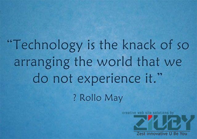 technology knack arranging world not experience by ziuby com