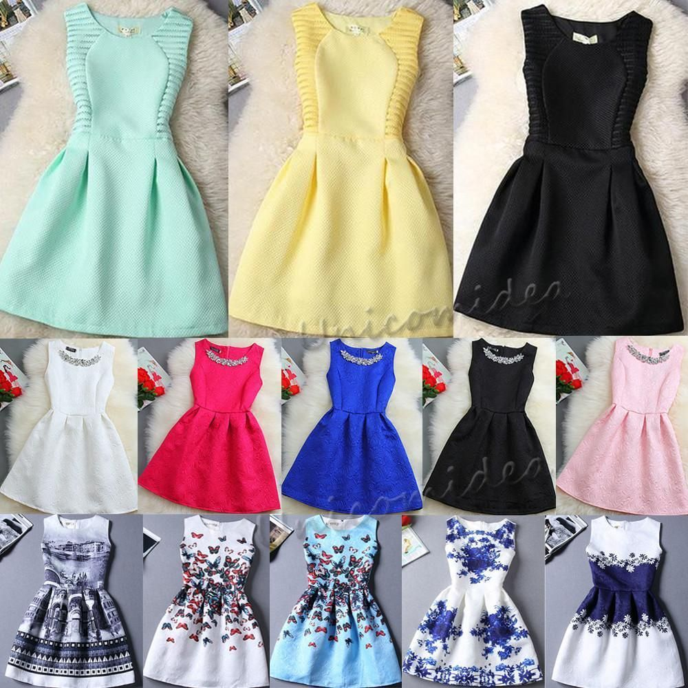 Vintage Dresses On eBay – Fashion dresses
