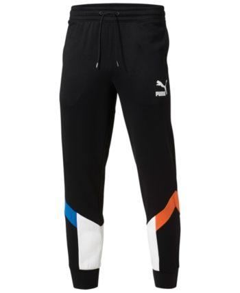 84061b02226c Puma Men s Retro Track Pants - Black XXL