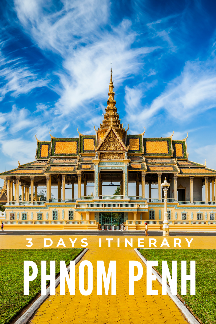 #PhnomPenh is the capital of #Cambodia Visit The Top Attractions of Phnom Penh in 3 Days. #travel #travelblogger #Tourism #TravelTheWorld #Travelers #traveltips #tourismcambodia #cambodiatravel