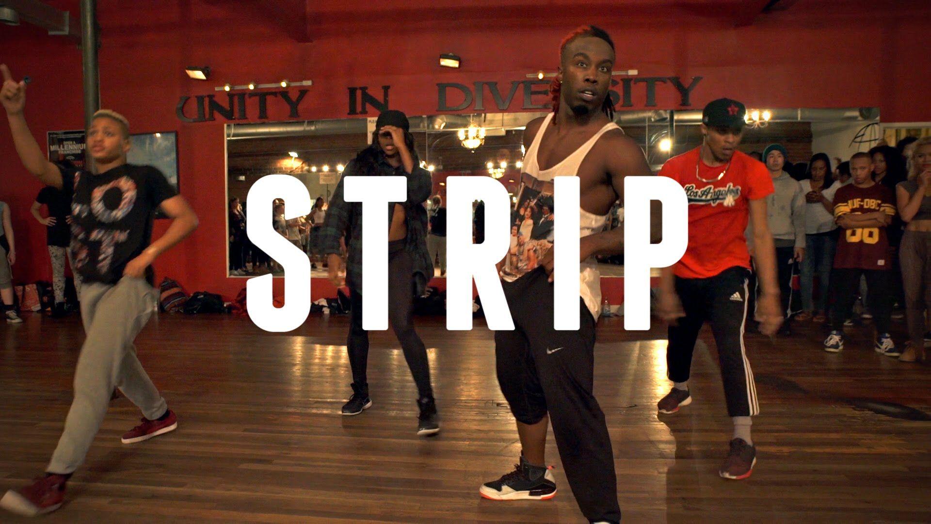 Chris brown strip willdabeast adams choreography