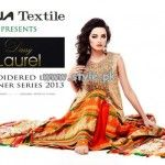 Ajwa Textile Summer Collection 2013 For Women