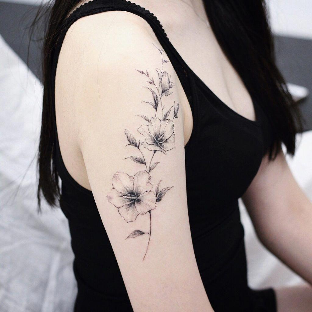 Photo of 40 Tattoos That Highlight Femininity –  Latest Hottest Tattoo Designs. tribal, t…