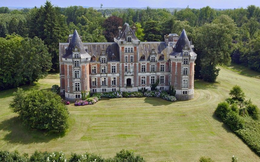 Romantic Castles For Sale Abandoned Mansion For Sale French