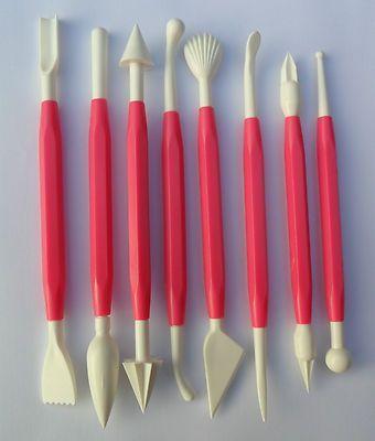 Kuchendekorationszubehör Werkzeuge 16 Modellier-Set Sugarcraft Craft UK Neu -  #Craft #kuchen... #decorationequipment