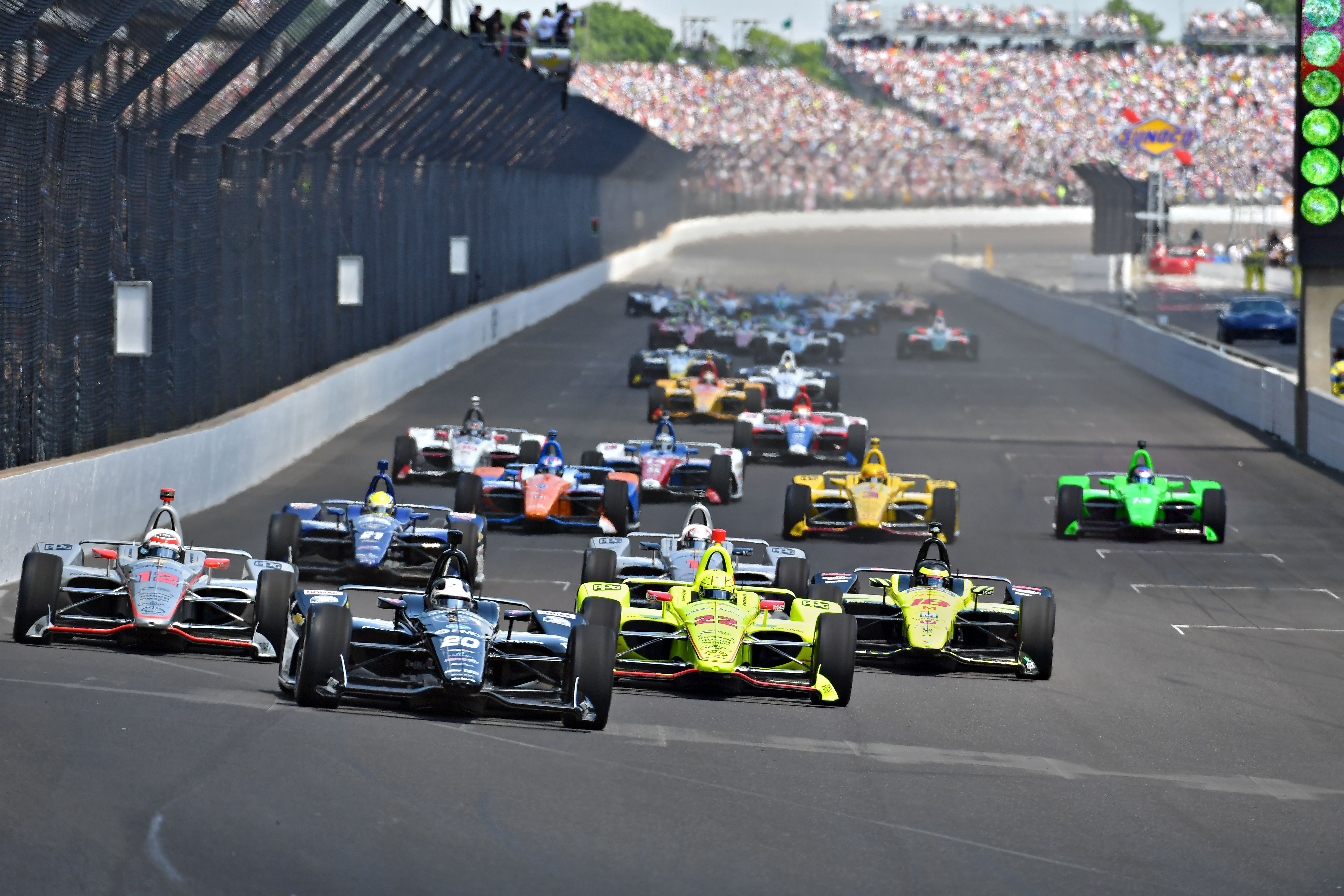 2018 Indy 500 Results May 27 2018 Speed Cool Cars