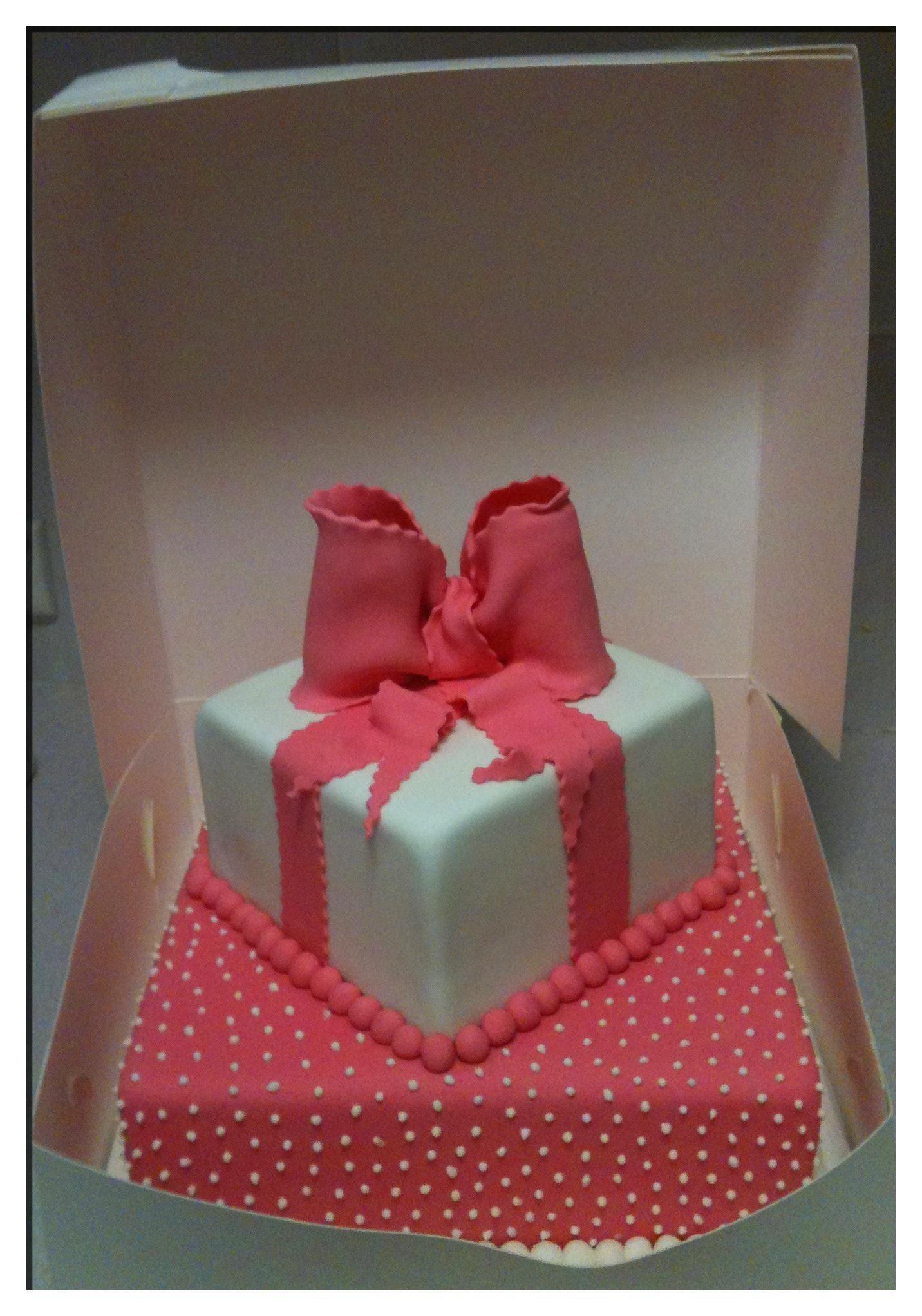 My 28th Birthday Cake By Zambetto Cakes