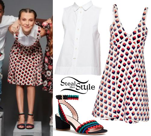 Millie Bobby Brown Clothes Outfits Steal Her Style Fashion In