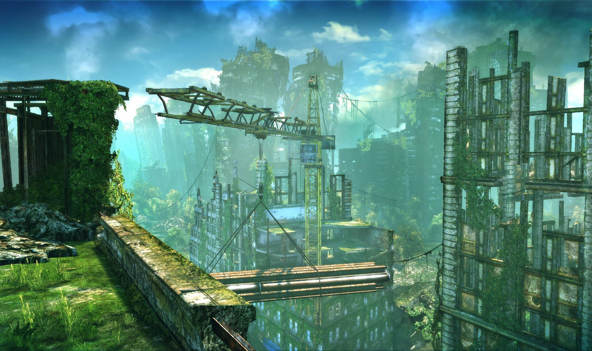 Enslaved odyssey to the west  Industrial/nature