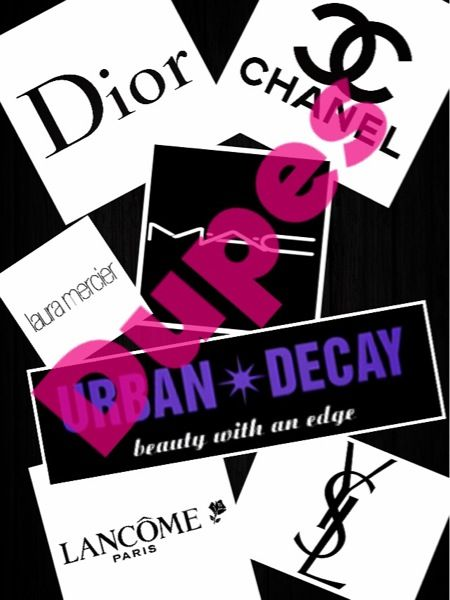 Mega High End Makeup Dupe List: MAC, CHANEL, YSL, Dior, Urban