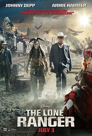 Review for The Lone Ranger  Copyright, Walt Disney Pictures
