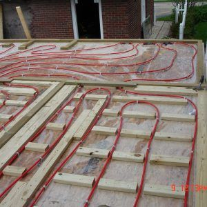 Electric Radiant Floor Heating Under Tiles | http://progloc.org ...