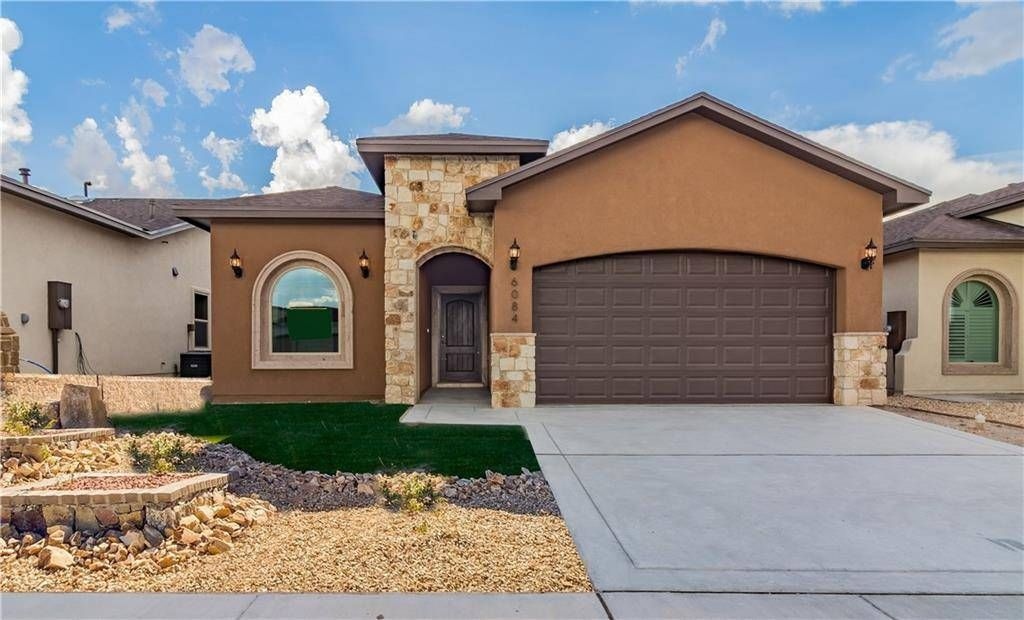 171 500 Single Family 3 Beds 2 Baths 1 575 Sqr Ft El Paso 79928 Elegancy At Is Finest With A Beautiful Hallway Entrance El Paso House Styles