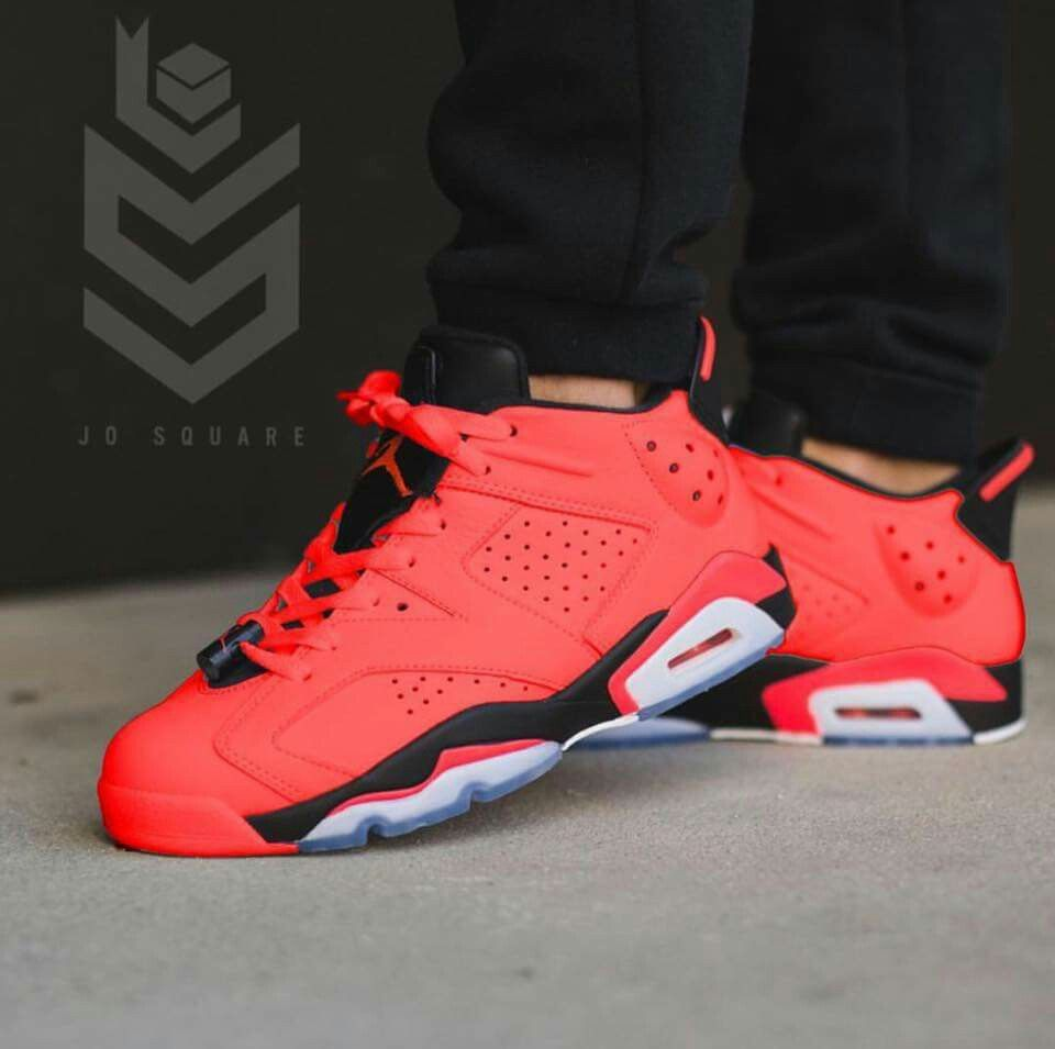 13f53a52cab5 Air Jordan 6 low customs