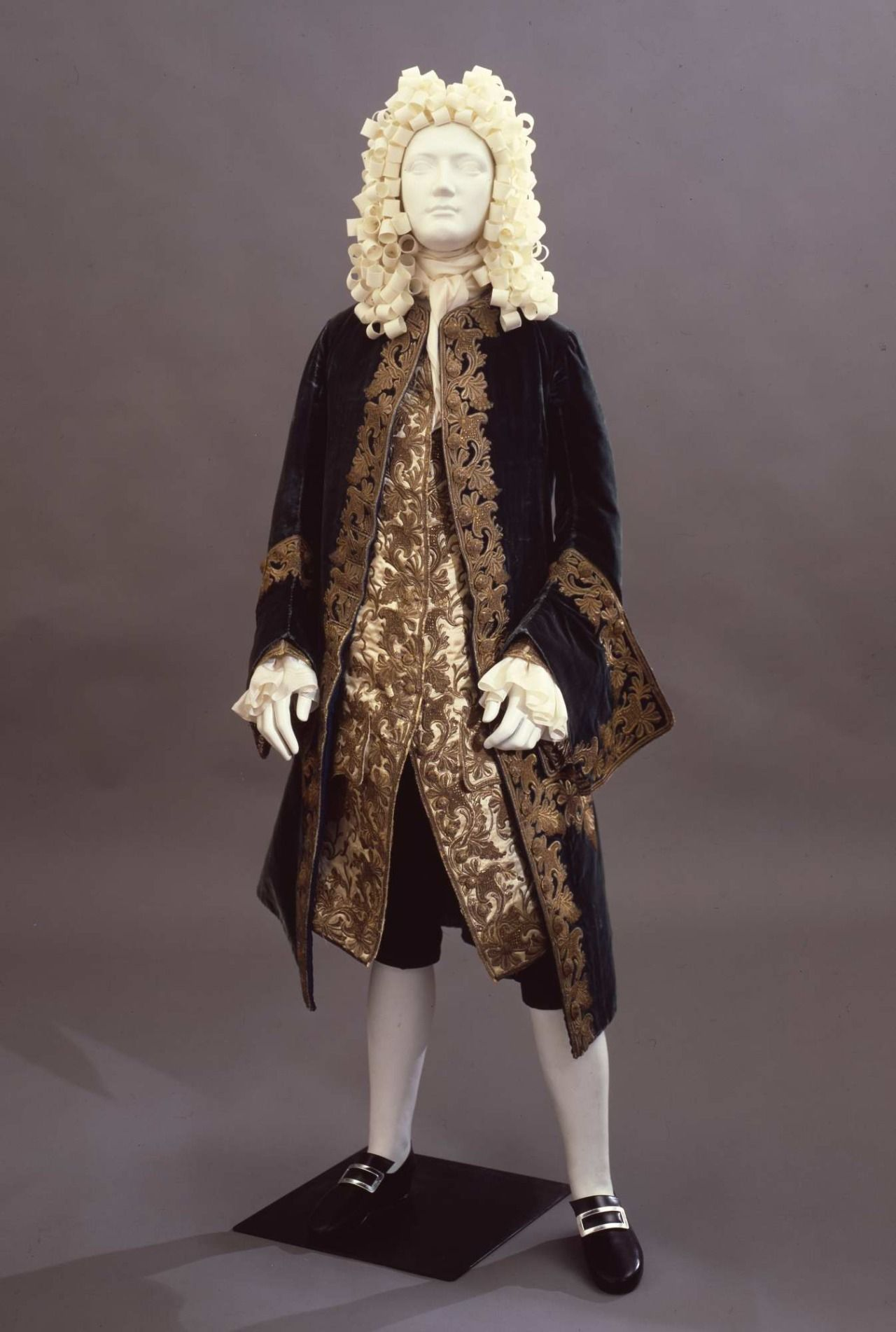 1720, Italy - Men's suit in two pieces, jacket and habit à ...
