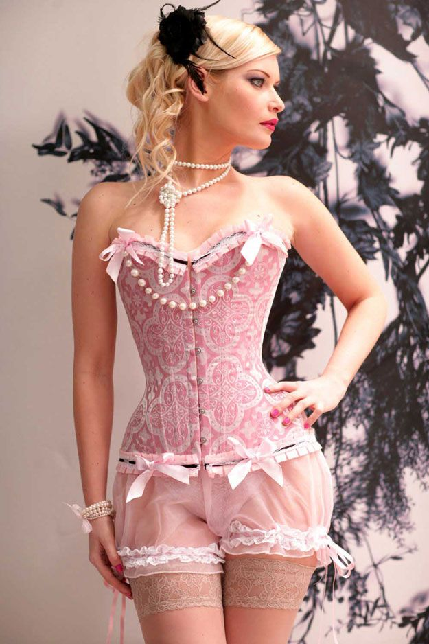 6fd461f6713 Colorful Corsets Inspired By Cupcakes   Candy