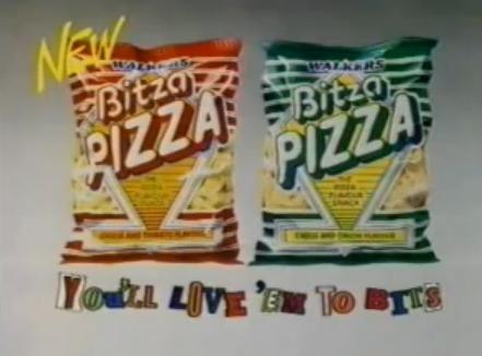 Bitza Pizza 1980s Childhood Retro Sweets Childhood Memories