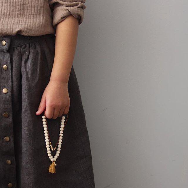 Favorite colors {Mishone necklace }