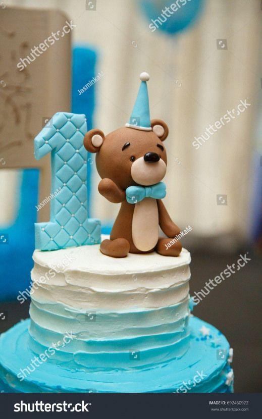 25  Inspiration Image of First Birthday Cake Boy -