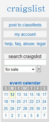 Top 10 Tips To Get The Most Out Of Craigslist Apartment Ads