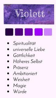 Farbporträt: Die Farbe Violett