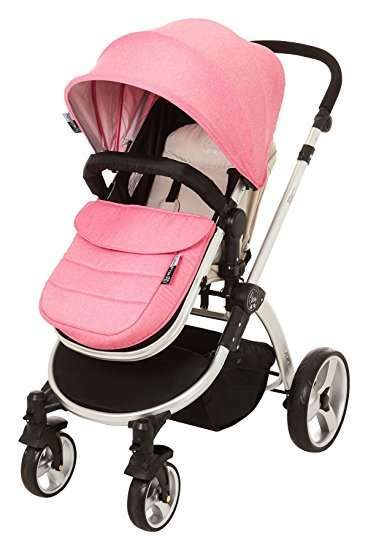 Lowest Price On Elle Baby Journey Pink Convertible