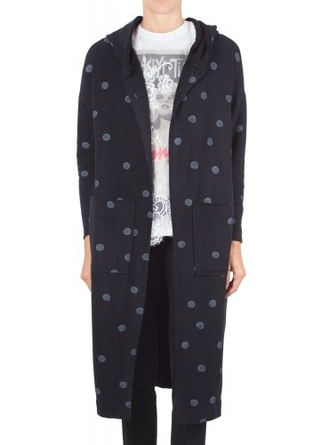 152807284af3 Mama B - Sweater - 300926 - Black - 15400 Maxi cardigan In cotton ...